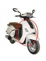 Front Cover (White) ZNEN ZN125T-F