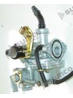 Carburetor with fuel tap ON-OFF (DG50 - Jincheng JC50Q-5) DAX 50cc