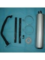 Exhaust Pipe Compl. (MG12)