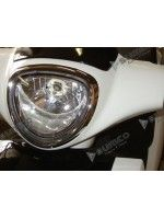 Headlamp Chromed Rim (LIFAN Traveller LF125T-9R)