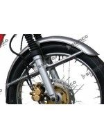 Front Fender (Silver gray) Skyteam ACE 125 (ST125-17)