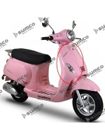 Front Cover (Pink) (RM125EFI) ZNEN ZN125T-30A