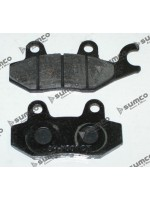 Rear Brake Pads SKYTEAM V-RAPTOR SURF VR125