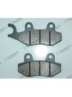 Rear Brake Pads Front LH (KR125'05)