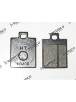 Front Brake Pad Ecooter E1S