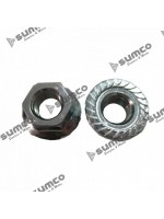 Handlebar Bolt Fixing Nut E1S M10 x 1.25