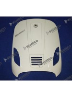 Front Cover (Ivory White) (RM125EFI) ZNEN ZN125T-30A