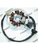 Stator scooter 50 cc 2 temps