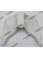 Front Cover Back side Upper White (LN125-2012) ZNEN ZN125T-E