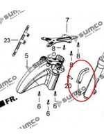 Front Fender Stay (Cargo125)