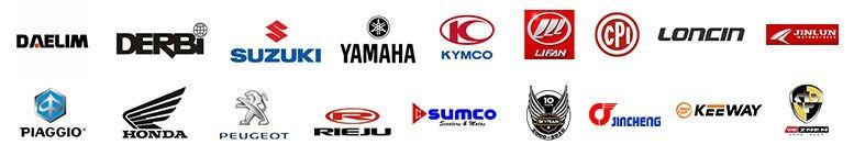 Parts for Chinese motorcycles and more